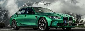 Cea mai asteptata masina a anului lansata cu RWD si cutie manuala. Acesta este noul BMW M3/M4