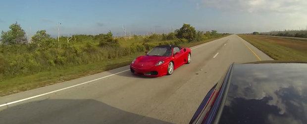 Cea mai buna dovada a faptului ca Tesla Model X e o masina extrem de rapida