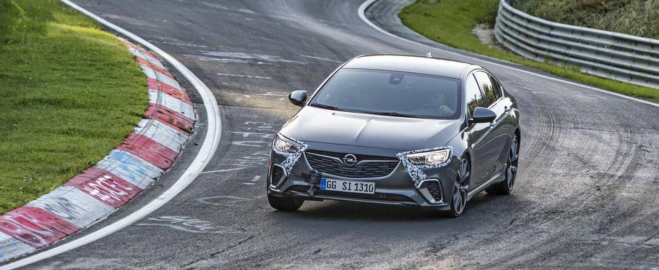 Cea mai buna dovada ca puterea NU inseamna totul. Noul Opel Insignia GSi bate la performante vechiul OPC