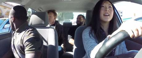 Cea mai dementa lectie de condus pe care o vei vedea vreodata.