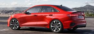 Cea mai ieftina berlina de la Audi a primit o versiune sport, cu 310 CP sub capota. In plus, tractiunea integrala este standard