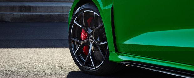Cea mai ieftina berlina de la Audi a primit o versiune super-sport, cu 400 de cai sub capota. Primele imagini si detalii oficiale au fost publicate chiar acum