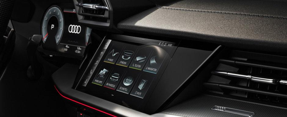 Cea mai ieftina berlina de la Audi. Super galerie foto cu masina care costa cu peste 5.000 de euro mai putin decat un A4