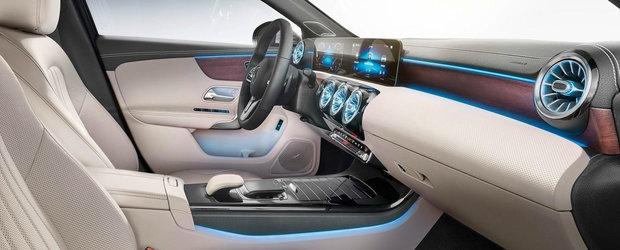 Cea mai ieftina limuzina de la Mercedes s-a lansat si in Romania. Cat costa masina germana de lux