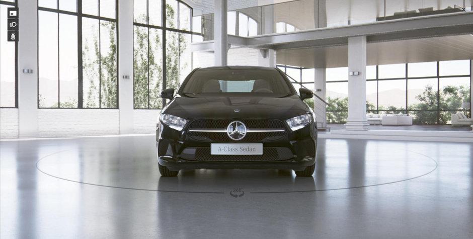 Cea mai ieftina limuzina de la Mercedes