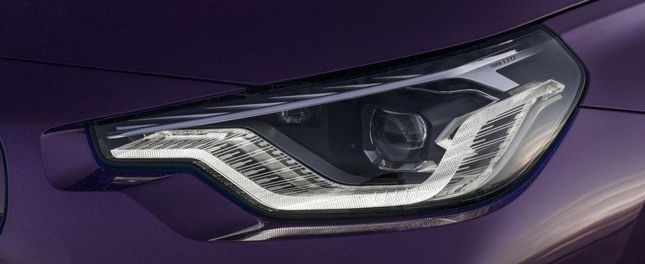Cea mai ieftina masina cu tractiune spate pe care BMW o vinde acum a primit o noua generatie. Galerie FOTO completa