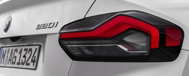 Cea mai ieftina masina cu tractiune spate pe care BMW o vinde acum a primit o noua generatie. Cat costa in Romania