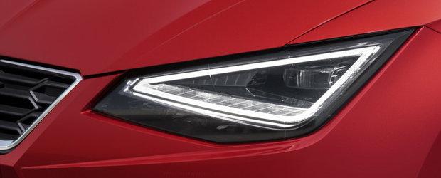 Cea mai ieftina masina de la SEAT a primit un facelift. Cat costa in Romania noua versiune