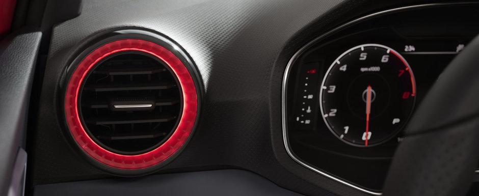 Cea mai ieftina masina de la SEAT a primit un facelift. Spaniolii nu ofera nici macar un singur motor TDI