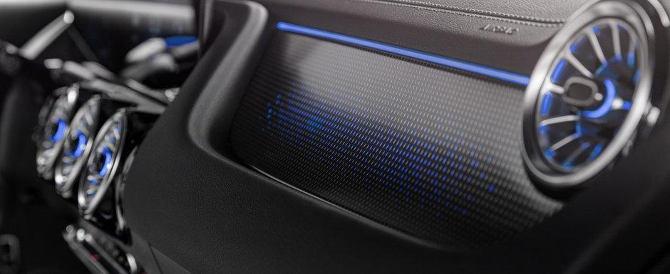 Cea mai ieftina masina electrica de la Mercedes a primit o versiune cu 292 de cai sub capota. Tractiunea integrala este standard