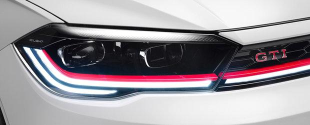 Cea mai ieftina masina pe care Volkswagen o vinde in Romania a primit un facelift major. Nemtii au publicat acum primele imagini oficiale cu versiunea sport