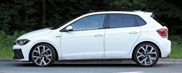 Cea mai ieftina masina pe care Volkswagen o vinde in Romania a primit un facelift major. Versiunea sport, surprinsa complet necamuflata pe strazile Europei