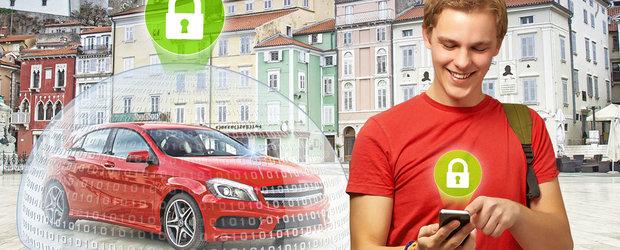 Cea mai inteligenta alarma auto din lume comunica pe mobil si e disponibila in Romania