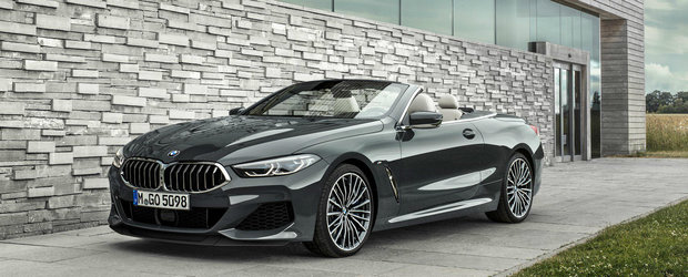 Cea mai luxoasa decapotabila de la BMW poate fi comandata si in Romania. Este disponibila in 2 versiuni