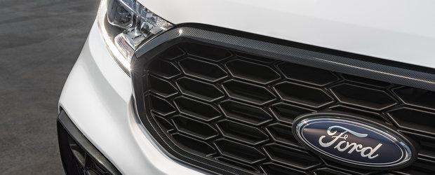 Cea mai noua camioneta de la FORD are exterior inspirat din motorsport si motor Bi-Turbo diesel