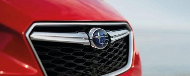 Cea mai noua generatie de Impreza a debutat oficial. Ce spun japonezii despre un nou STI