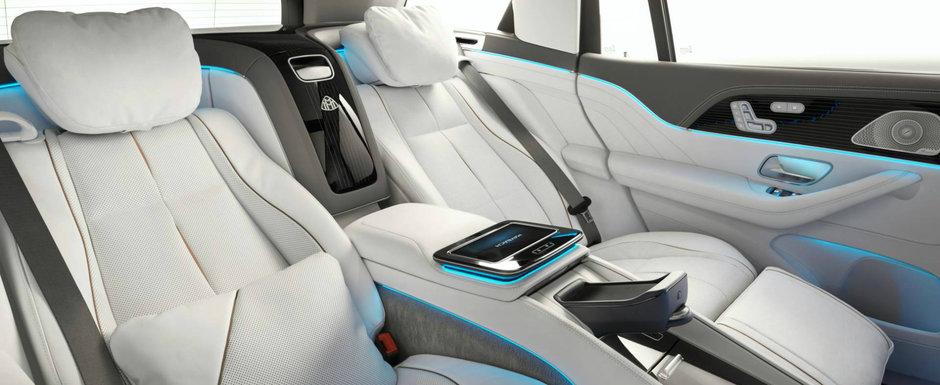 Cea mai noua masina care poarta sigla Mercedes-Maybach a debutat oficial