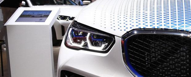 Cea mai noua masina de la BMW e diferita de tot ce vand nemtii acum. Cum arata in realitate