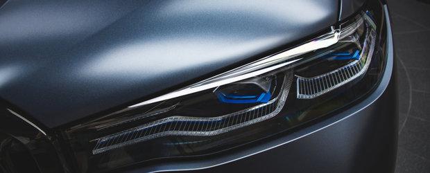 Cea mai noua masina de la BMW e la fel de rara ca un Bugatti Chiron. POZE REALE