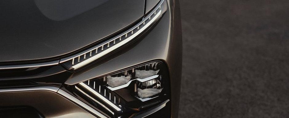 Cea mai noua masina de la Citroen e diferita de tot ce se vinde acum, pe piata. Foto ca sa te convingi si singur