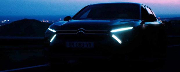 Cea mai noua masina de la Citroen se anunta diferita de tot ce se vinde acum, pe piata. Video ca sa te convingi si singur