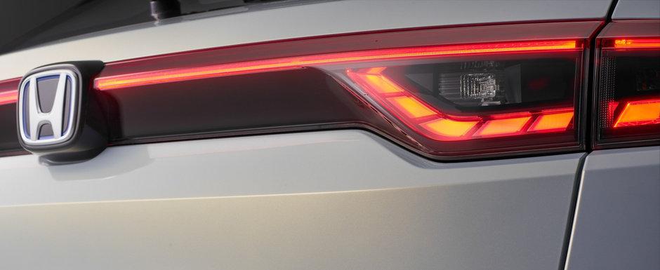 Cea mai noua masina de la Honda e diferita de tot ce ofera japonezii acum pe piata. Au fost anuntate primele detalii despre motorizari