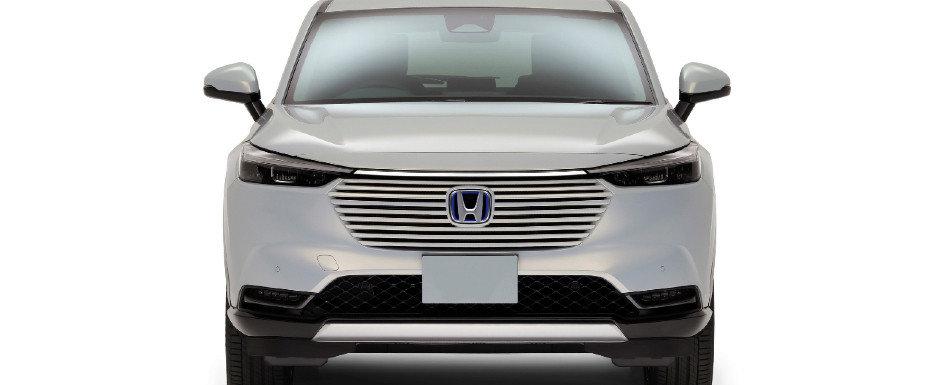 Cea mai noua masina de la Honda e diferita de tot ce ofera japonezii acum pe piata. Foto ca sa te convingi si singur