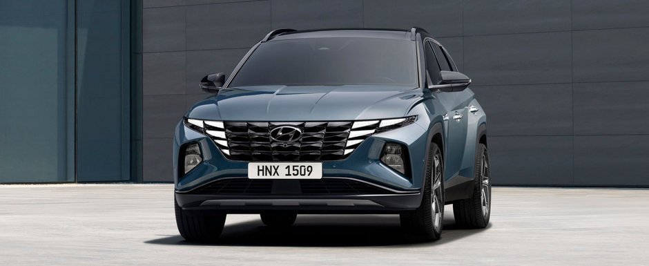 Cea mai noua masina de la Hyundai e diferita de tot ce exista acum pe piata. GALERIE FOTO COMPLETA