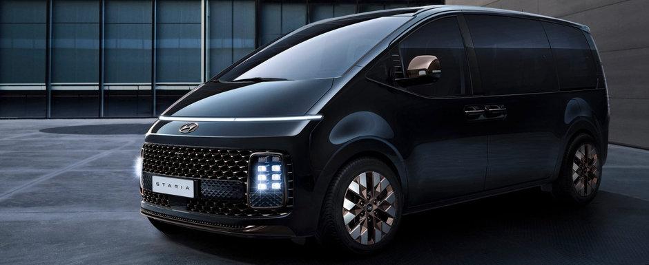 Cea mai noua masina de la Hyundai e diferita de tot ce ofera sud-coreenii acum, pe piata. Au fost anuntate preturile oficiale