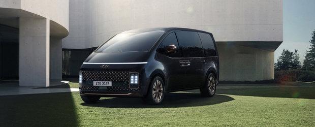 Cea mai noua masina de la Hyundai e diferita de tot ce ofera sud-coreenii acum, pe piata. Galerie foto completa
