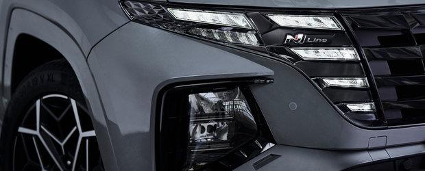 Cea mai noua masina de la Hyundai e diferita de tot ce exista acum pe piata. Coreenii au publicat acum primele poze cu versiunea sport