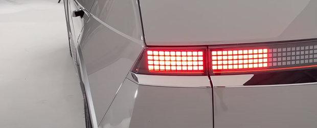 Cea mai noua masina de la Hyundai e diferita de tot ce ofera sud-coreenii acum, pe piata. Cum arata in realitate, pe viu