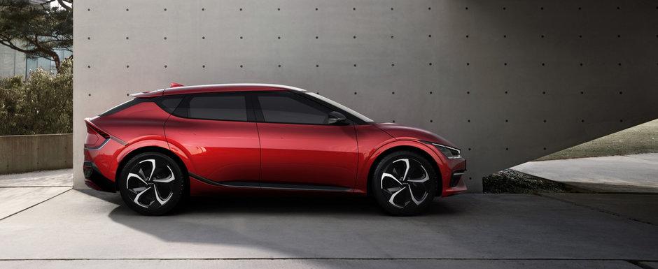 Cea mai noua masina de la Kia e diferita de tot ce ofera sud-coreenii acum, pe piata. In plus, ajunge de la 0 la 100 km/h in doar 3.5 secunde