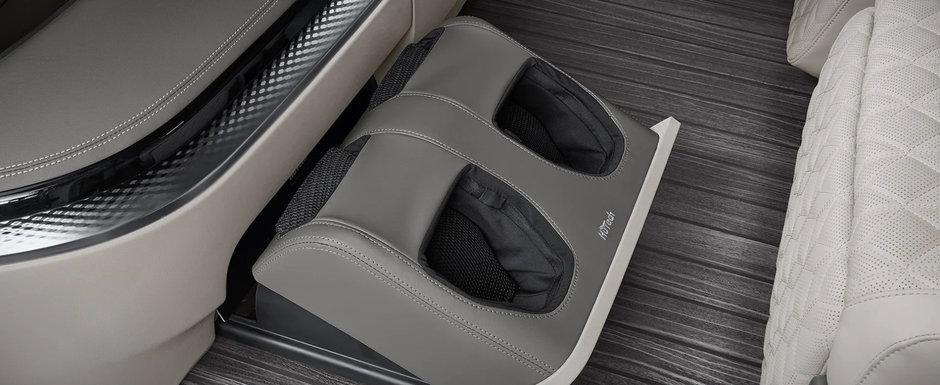 Cea mai noua masina de la Kia este LUX TOTAL. FOTO ca sa te convingi si singur
