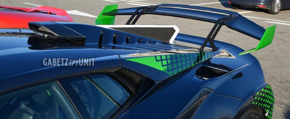 Cea mai noua masina de la Lamborghini e nebunie curata. Cum arata in realitate
