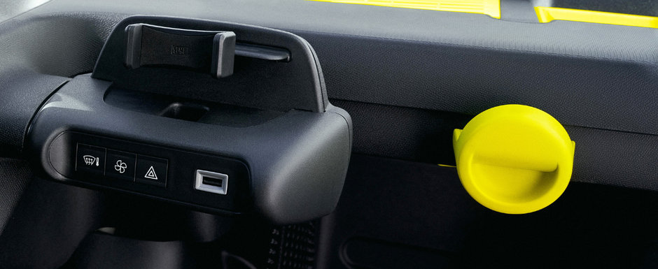 Cea mai noua masina de la Opel e diferita de tot ce vand nemtii acum in Europa: poate fi condusa de la numai 15 ani si fara permis de categoria B