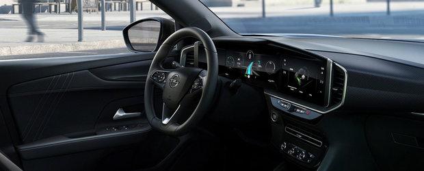 Cea mai noua masina de la Opel e diferita de tot ce vand nemtii acum. Cat costa in Romania