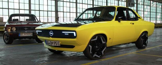 Cea mai noua masina de la Opel e diferita de tot ce vand nemtii acum. Cum arata in realitate