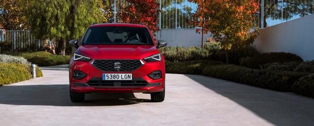Cea mai noua masina de la SEAT e acest SUV cu 245 de cai sub capota si autonomie de pana la 730 de kilometri