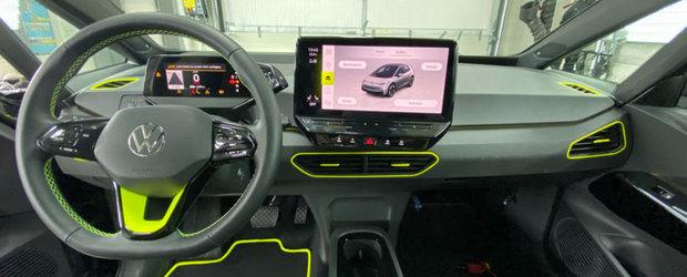 Cea mai noua masina de la Volkswagen e diferita de tot ce vand nemtii acum. Foto ca sa te convingi si singur