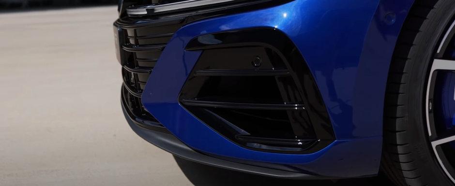 Cea mai noua masina de la VW e acest super-break cu alura de coupe si 320 CP pe ambele punti. VIDEO