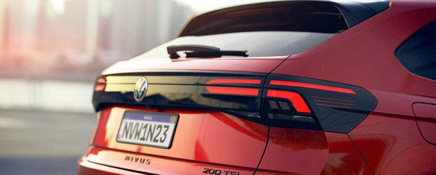 Cea mai noua masina de la VW este un SUV coupe pe care si-l poate permite oricine. GALERIE FOTO