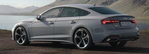 Cea mai noua masina lansata de Audi pe piata din Romania e acest superb coupe cu caroserie in cinci usi