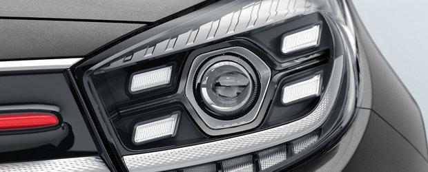 Cea mai noua masina lansata pe piata din Romania costa doar 12.275 de euro. Cu tichetul Rabla insa, nu mai platesti decat 10.921 de euro