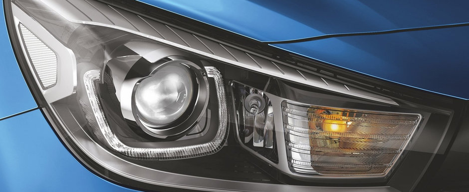 Cea mai noua masina lansata pe piata din Romania costa doar 13.084 de euro. In plus, primii clienti primesc o reducere substantiala