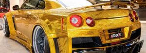 Cea mai noua masina scoasa la vanzare in Dubai e nebunie curata. Are peste 800 de cai sub capota si o caroserie gravata