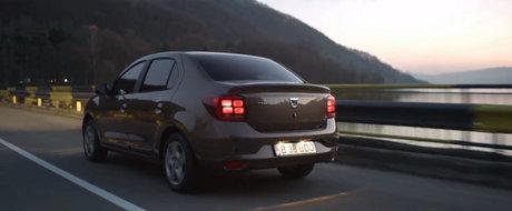 Cea mai noua reclama de la Dacia: Cum se promoveaza proaspat lansatul Logan Facelift