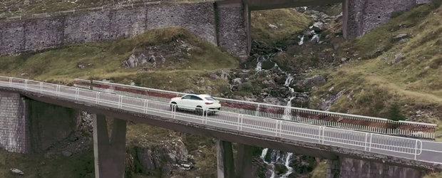 Cea mai noua reclama de la Mercedes este filmata in Romania, pe Transfagarasan. VIDEO ca sa te convingi si singur