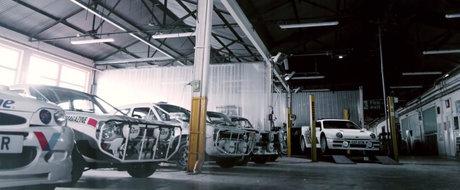 Cea mai noua reclama la Ford Focus RS ne poarta prin istoria departamentului RS