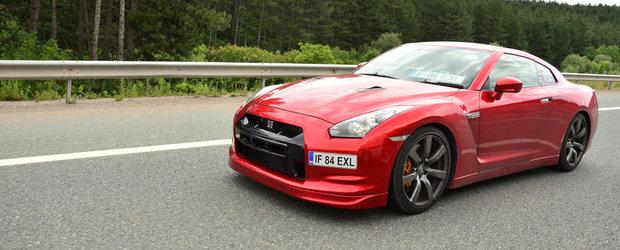 Cea mai puternica masina cu numere de Romania: Nissan GT-R de 1570 cp by Exelixis